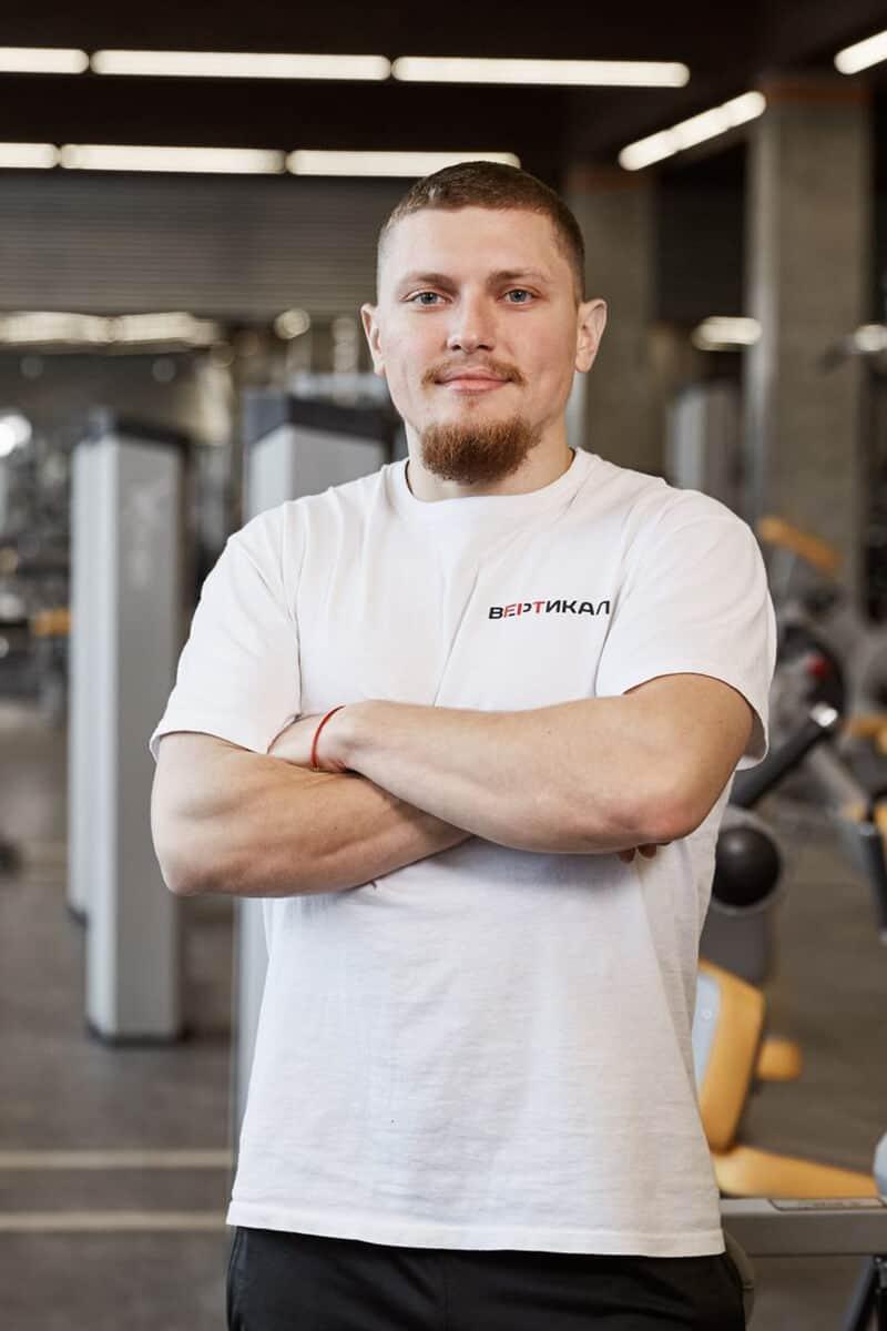 Дмитрий Стрельников